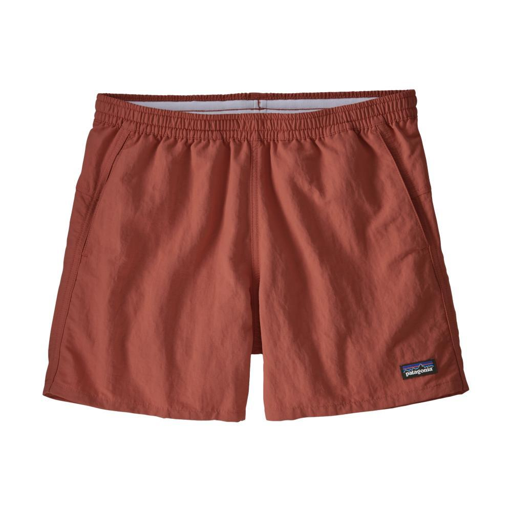 Patagonia Women's Baggies Shorts - 5in Inseam RED_SPRE
