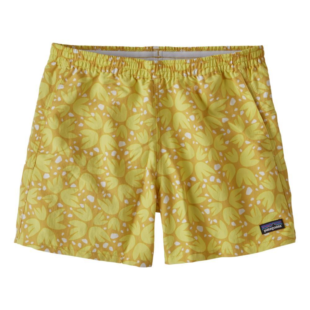Patagonia Women's Baggies Shorts - 5in Inseam YELLOW_PCSY