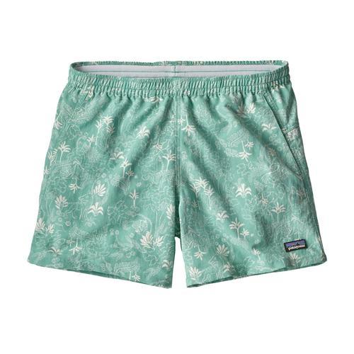 Patagonia Women's Baggies Shorts - 5in Inseam Bevg_green