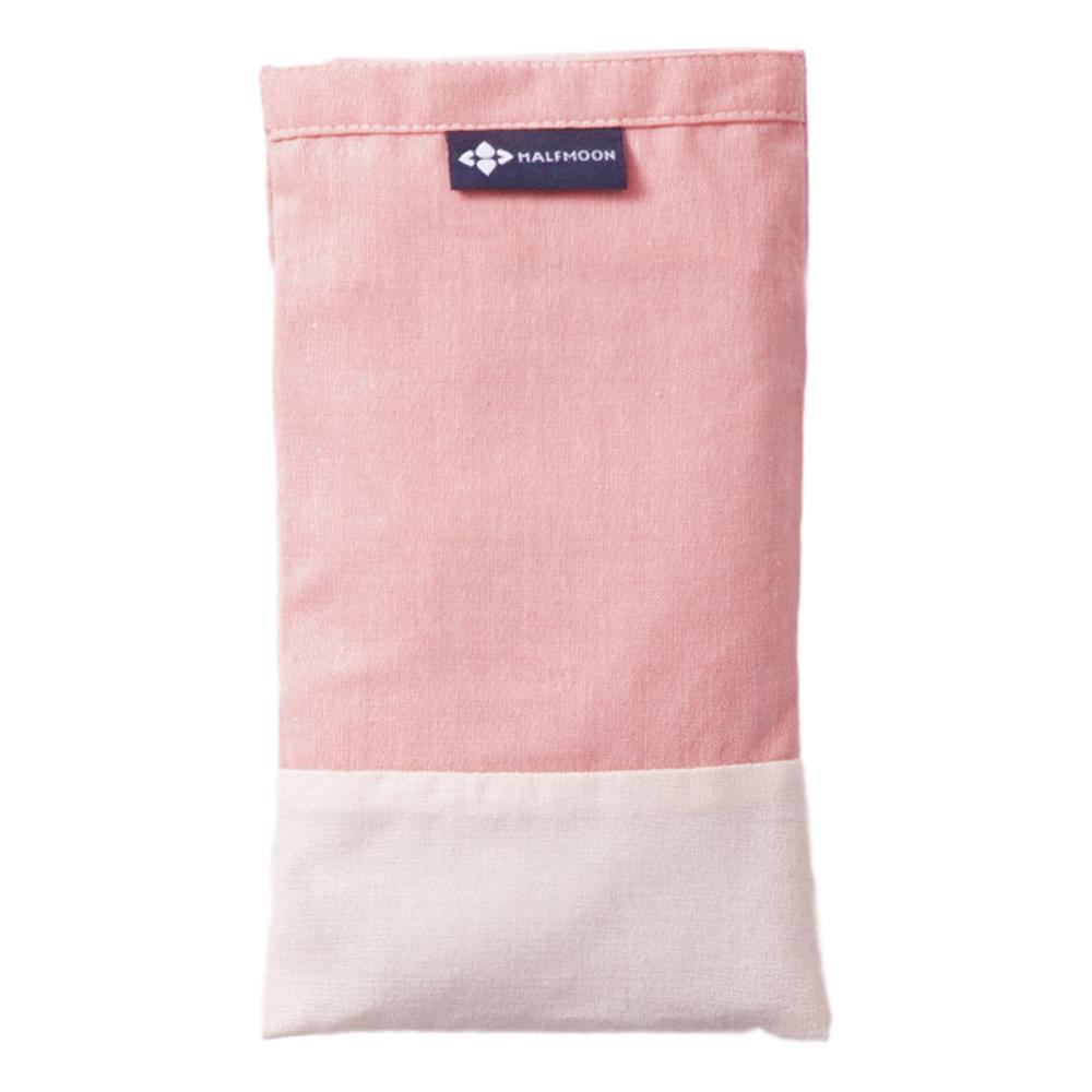 Halfmoon Crystal Collection Eye Pillow ROSE.QRTZ_PTL.BLUSH