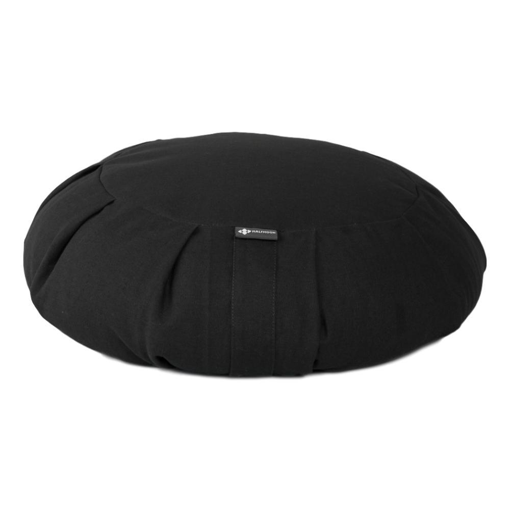 Halfmoon Round Meditation Cushion CHARCOAL