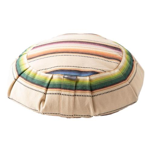 Halfmoon Round Meditation Cushion - Limited Edition Desert_sky