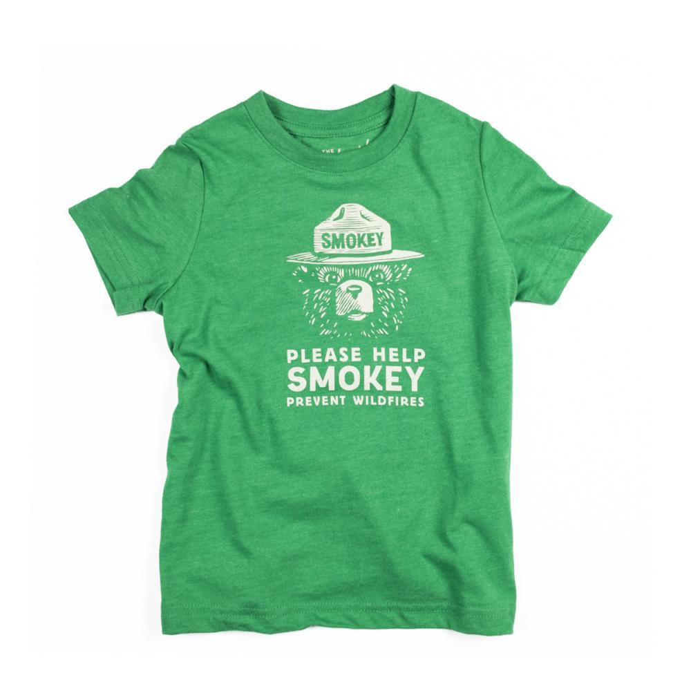 Landmark Project Toddler Please Help Smokey Tee VINTGGREEN