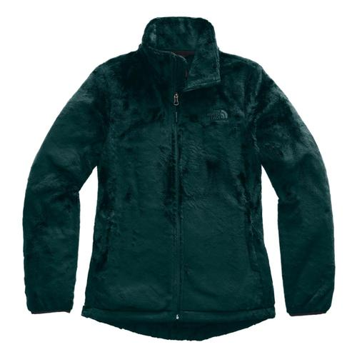 The North Face Women's Osito Jacket Green_d7v