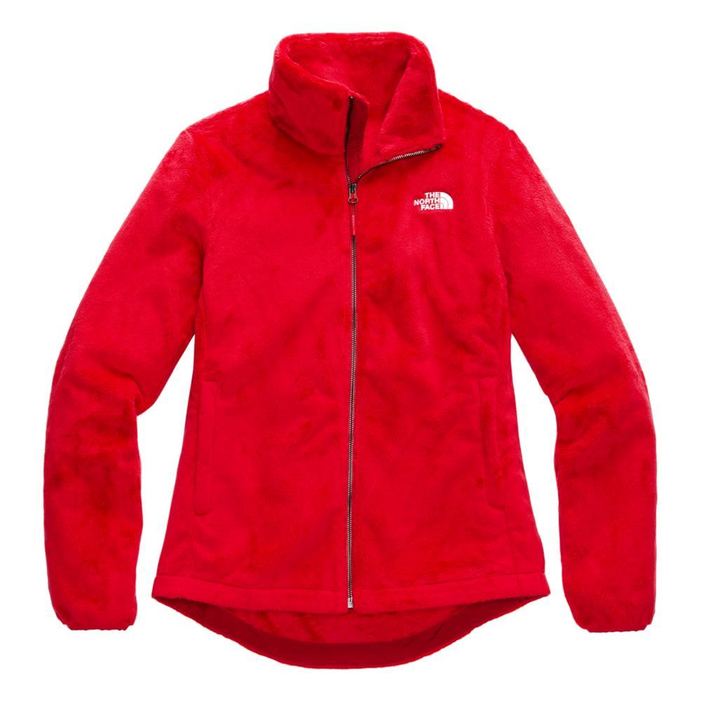 The North Face Women's Osito Jacket RED_682