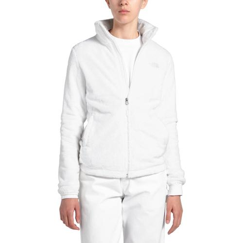 The North Face Women's Osito Jacket White_fn4