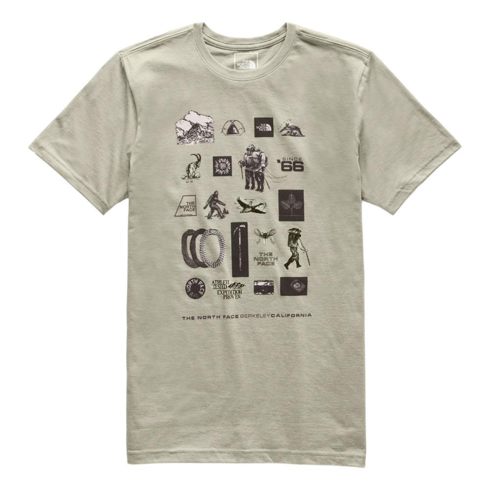 The North Face Men's Our DNA Short Sleeve Tee BEIGEH_1LN
