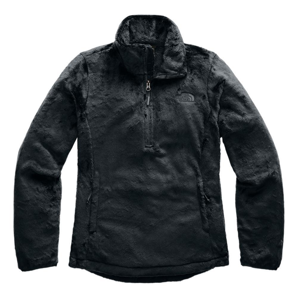 The North Face Women's Osito 1/4 Zip Pullover BLACK_JK3