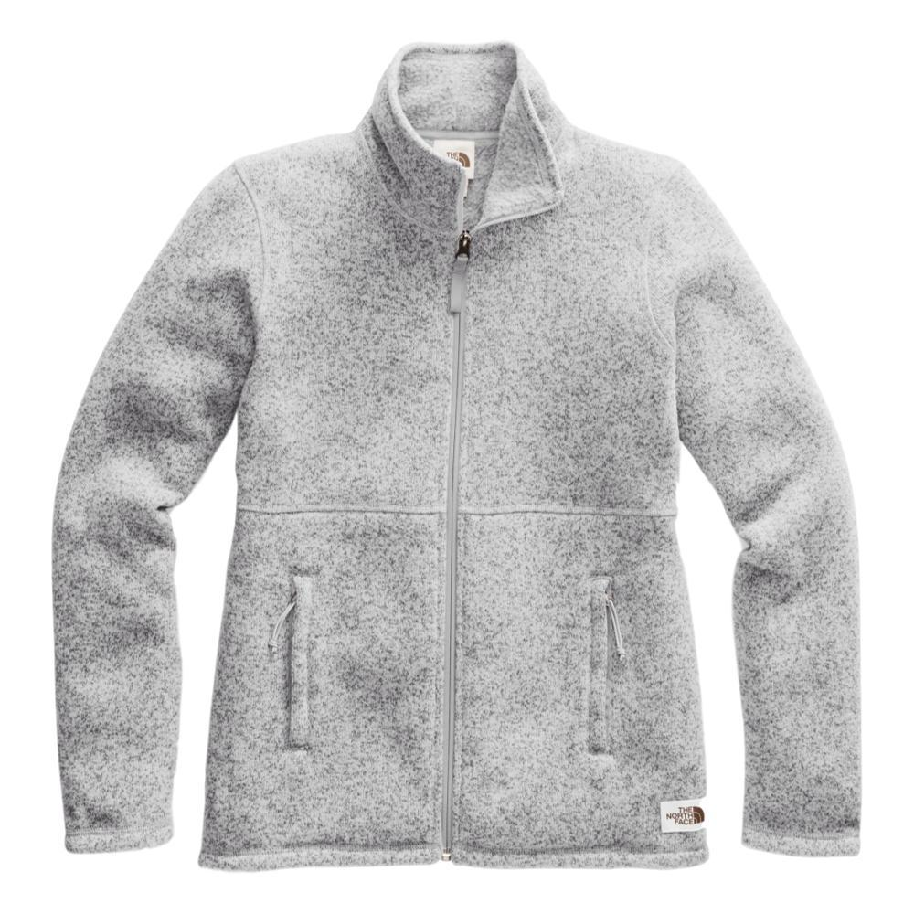 The North Face Women's Crescent Full Zip Jacket LTGREY_DYX