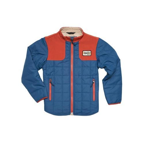 Howler Brothers Kids Merlin Jacket Navy_tera