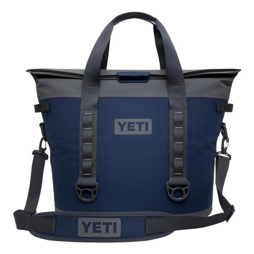YETI Hopper M30 Soft Cooler Navy