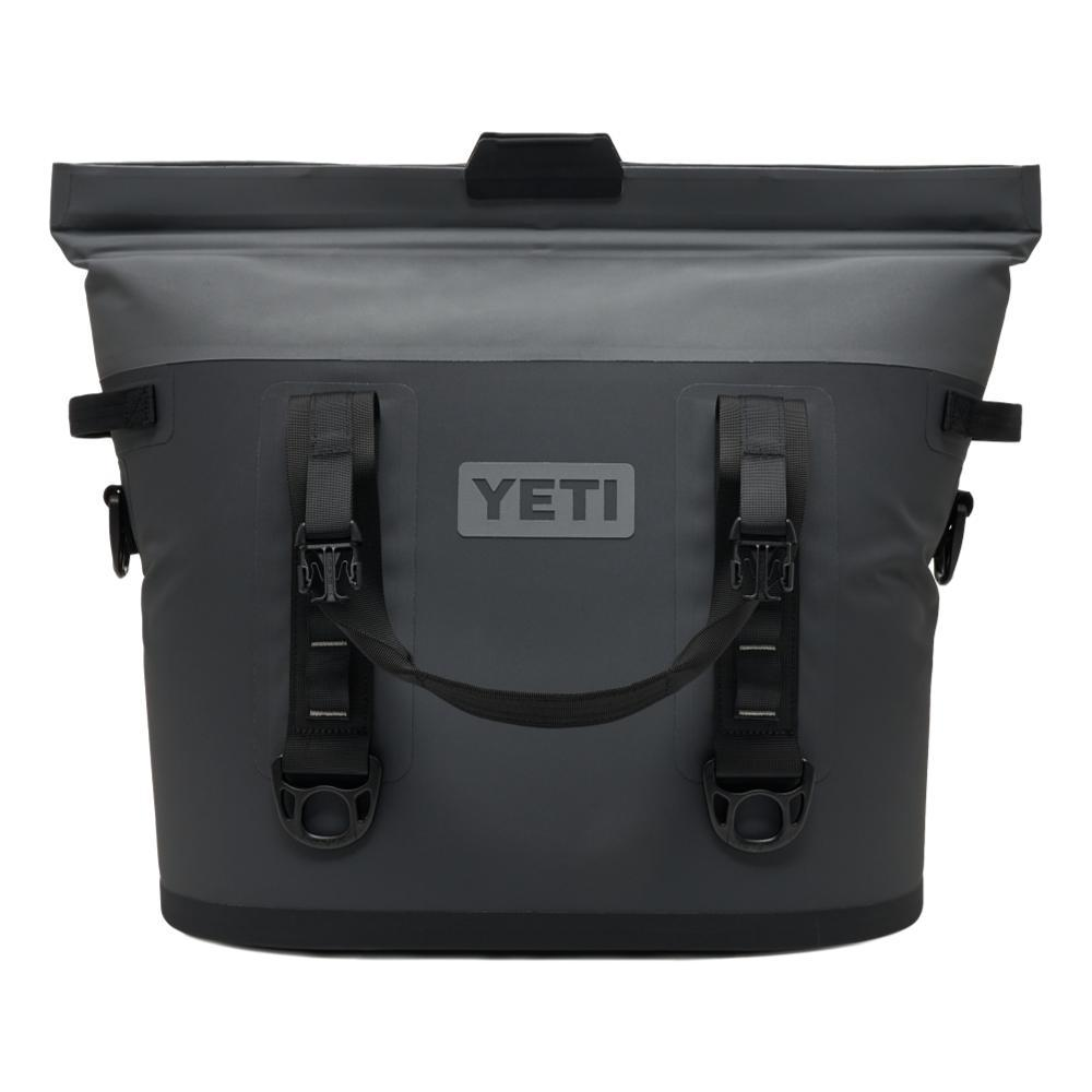 YETI Hopper M30 Soft Cooler CHARCOAL