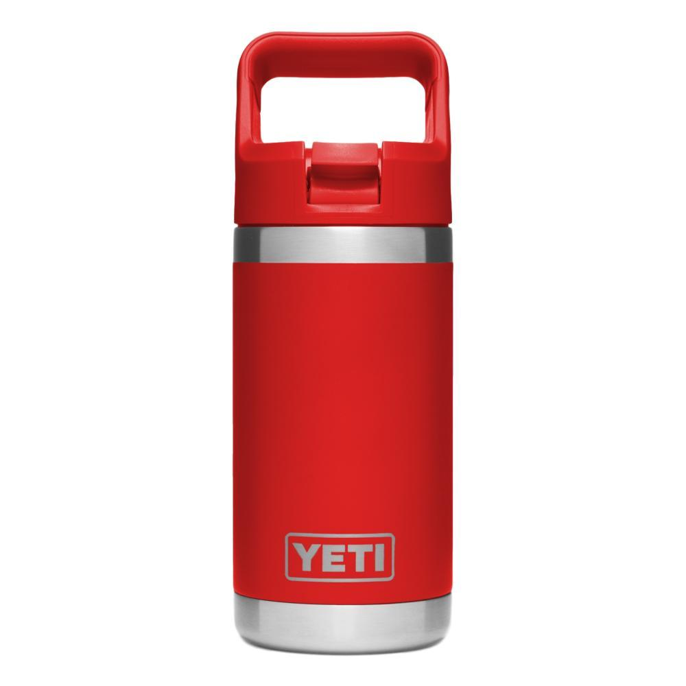 YETI Rambler Jr. 12oz Kids Bottle CANYON_RED