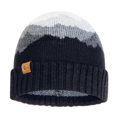Buff Original Knitted Hat Sveta Black Black
