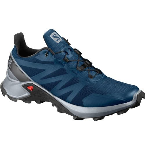 Salomon USA Men's Supercross Shoes Psdn.Pblu.Blk
