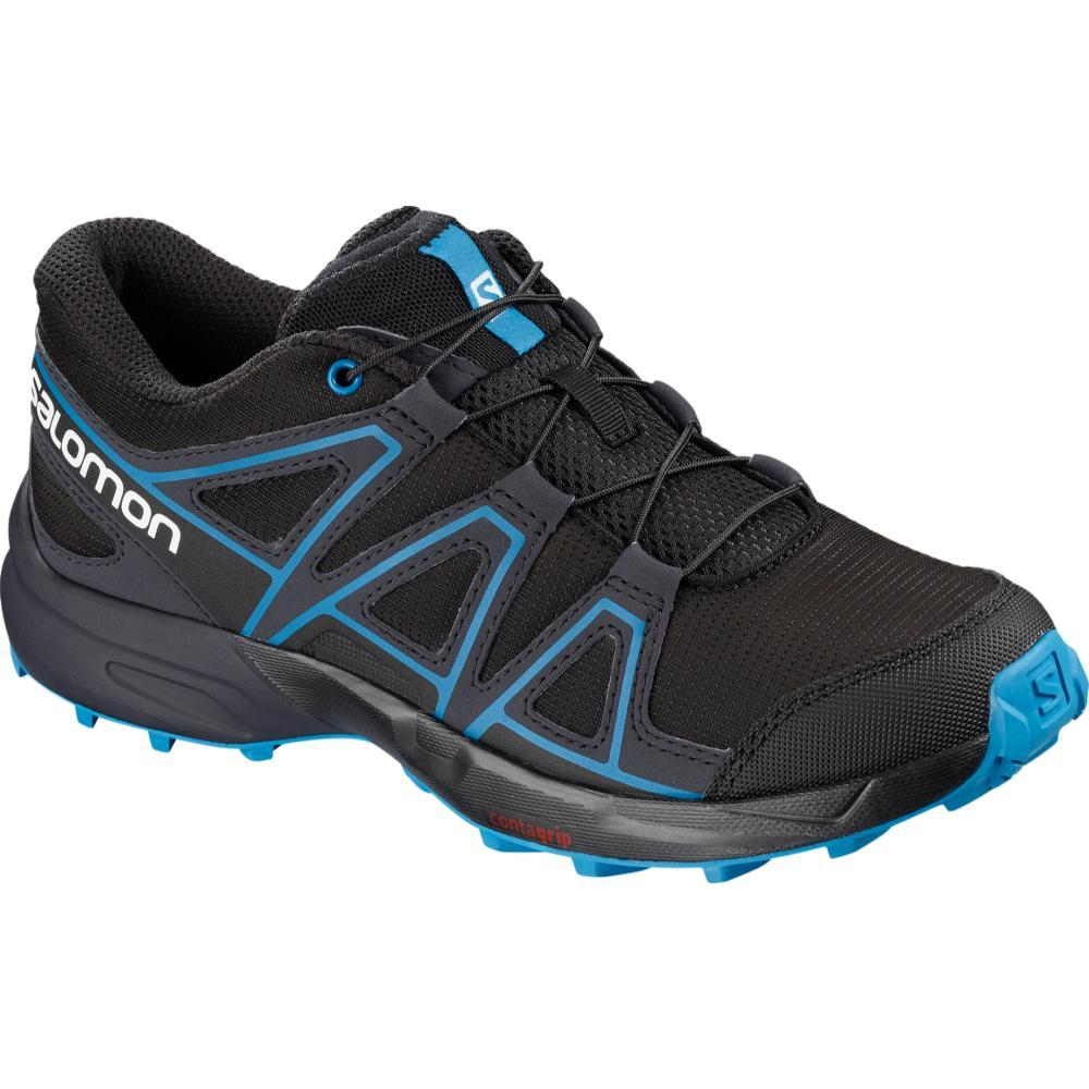 Salomon Kids Speedcross Shoes BLACKSURF