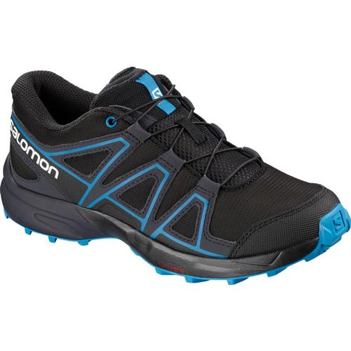 Salomon USA Kid's Speedcross Shoes Blacksurf