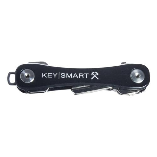 KeySmart Rugged Key Organizer Black