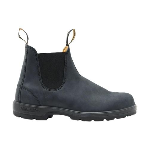 Blundstone Women's Super 550 Chelsea Boots Rusticblk