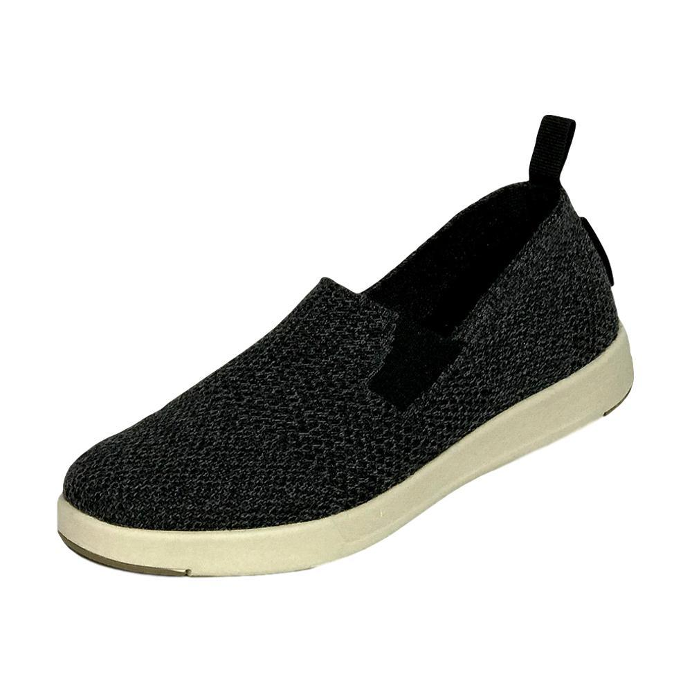Woolloomooloo Women's Baaarbara Slip-on Shoes BLACK