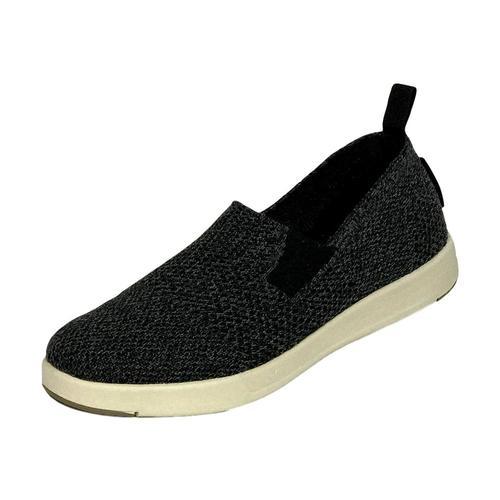 Woolloomooloo Women's Baaarbara Slip-on Shoes Black