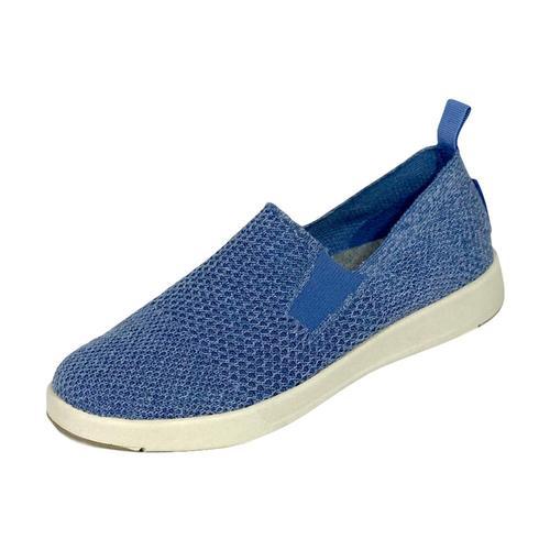 Woolloomooloo Women's Baaarbara Slip-on Shoes Blue