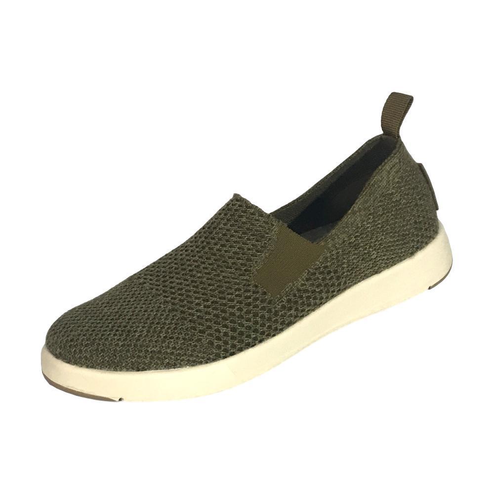 Woolloomooloo Women's Baaarbara Slip-on Shoes GREEN
