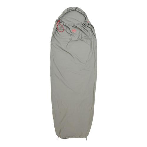 Big Agnes Sleeping Bag Liner - Cotton Gray