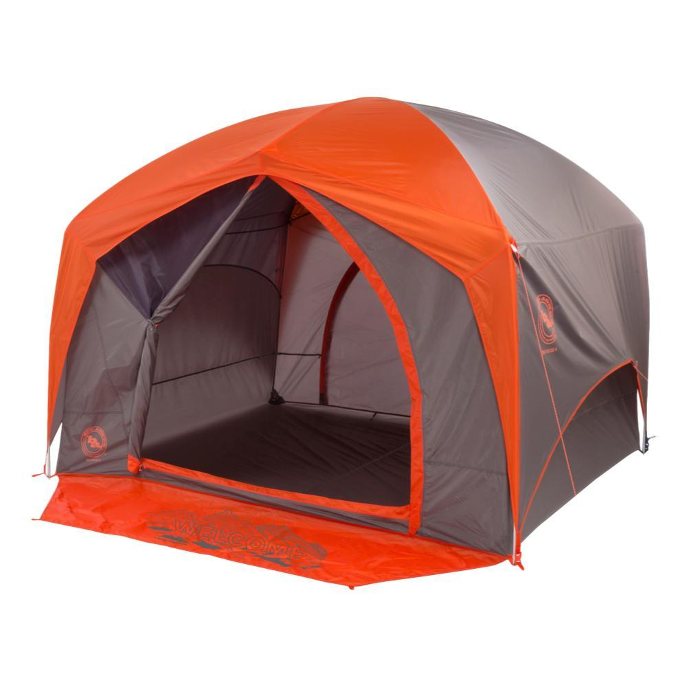 Big Agnes Big House 4 Tent ORNG_TAUPE