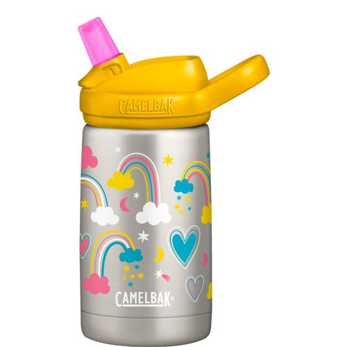 CamelBak Kids Eddy+ 12oz Stainless Steel Insulated Bottle Rnbwlove