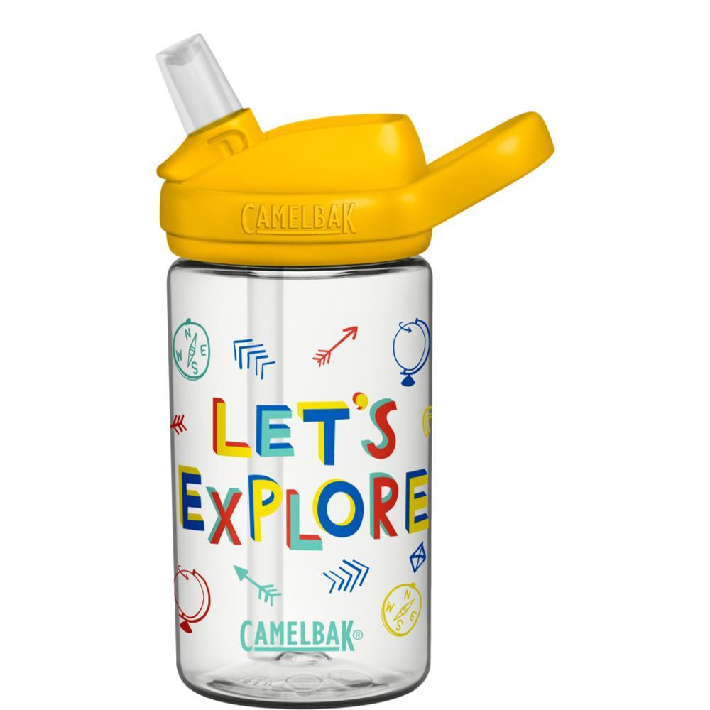 CamelBak Kids Eddy+ .4L Bottle EXPLORE