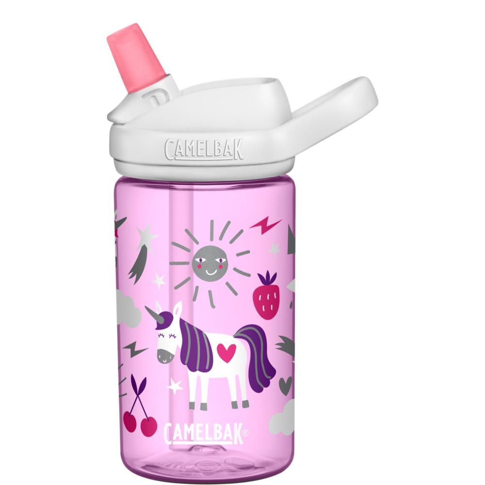CamelBak Kids Eddy+ .4L Water Bottle UNCRNPRTY