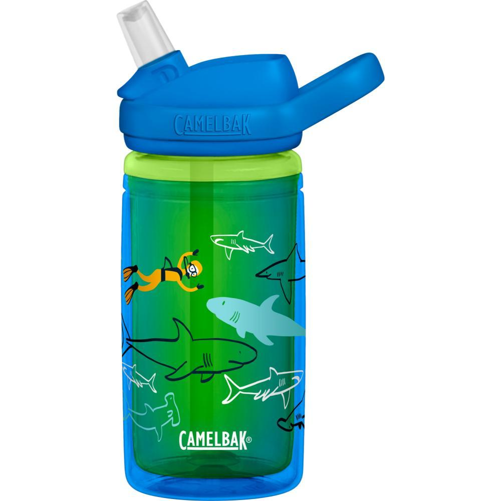 CamelBak Kids Eddy+ .4L Insulated Bottle SCUBASHRK