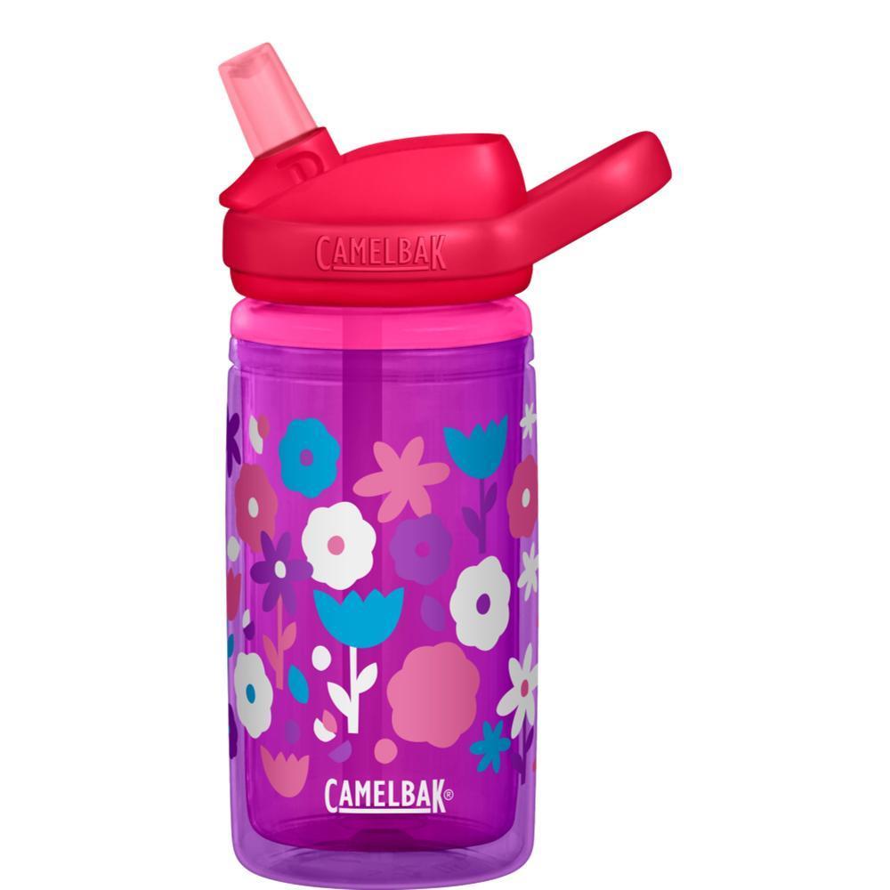 CamelBak Kids Eddy+ .4L Insulated Bottle FLWRPWR