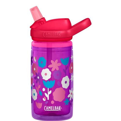 CamelBak Kids Eddy+ .4L Insulated Bottle Flwrpwr