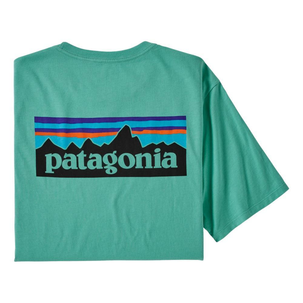 Patagonia Men's P-6 Logo Organic Cotton T-Shirt LBYG