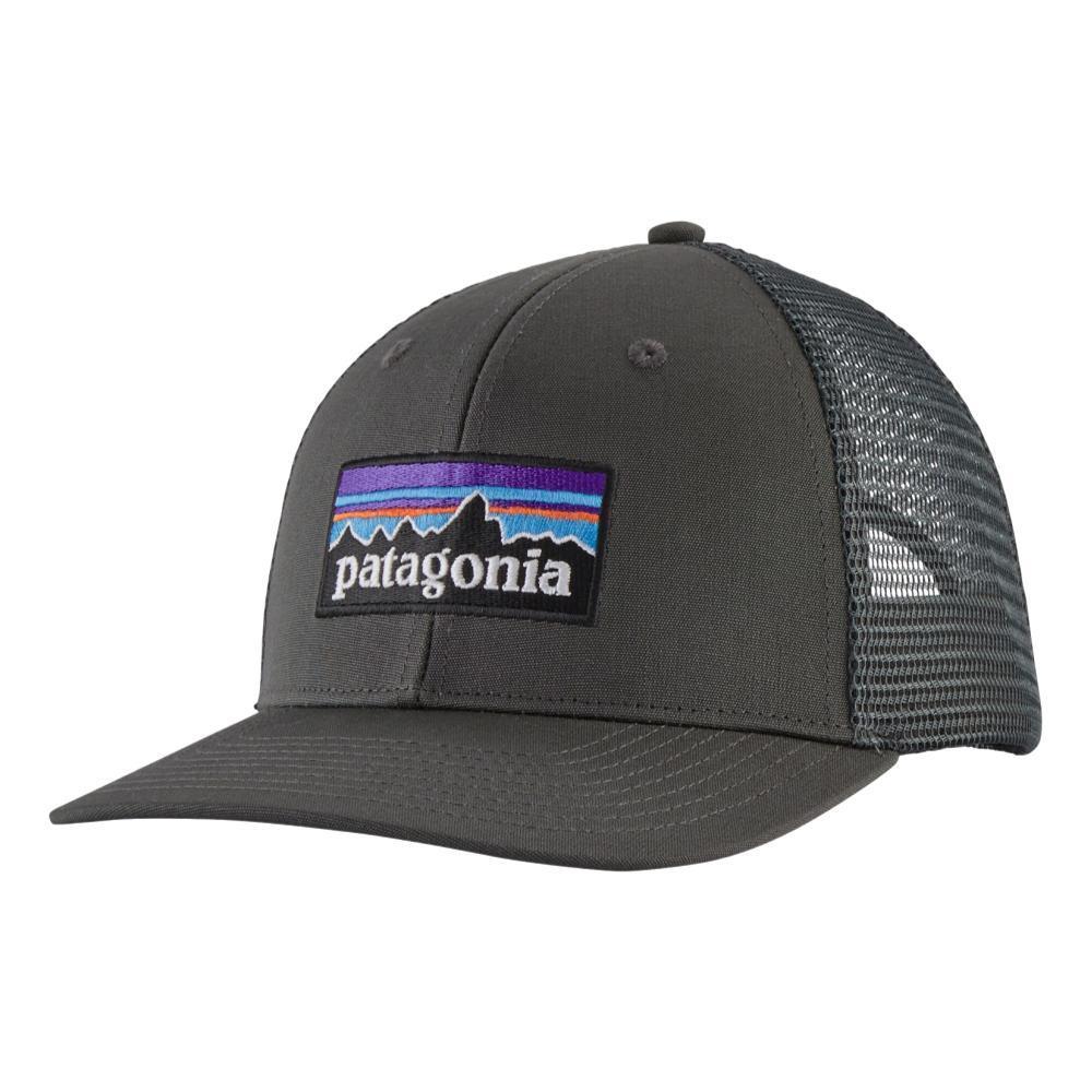 Patagonia P-6 Logo Trucker Hat FOGREY_FGE