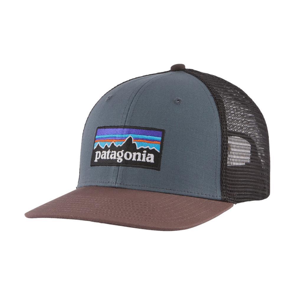 Patagonia P-6 Logo Trucker Hat PGREY_PLGY