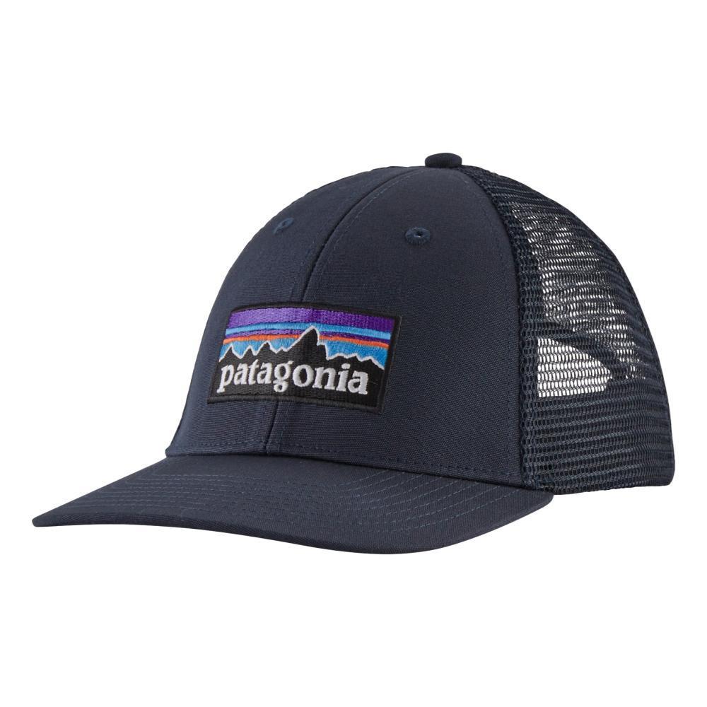 Patagonia P-6 Logo LoPro Trucker Hat NAVY_NVYB