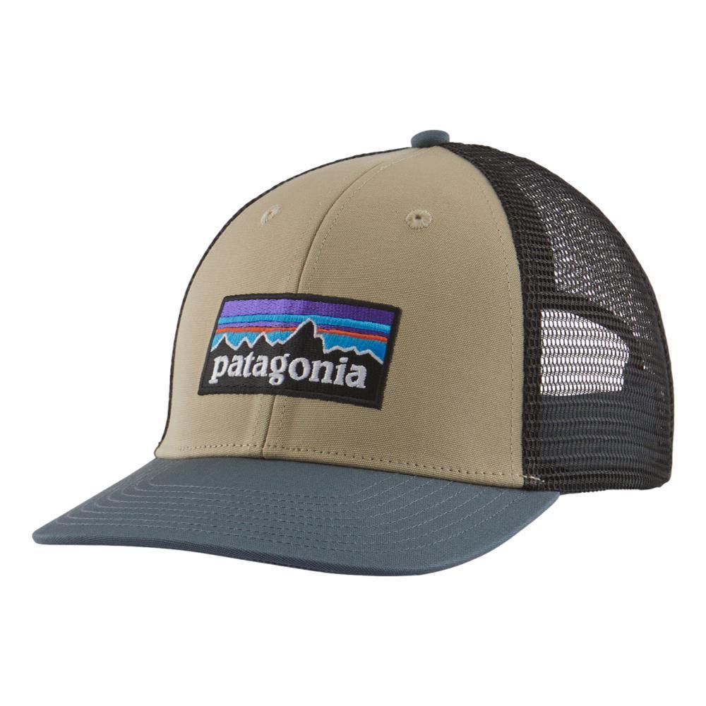 Patagonia P-6 Logo LoPro Trucker Hat PGREY_EPGR