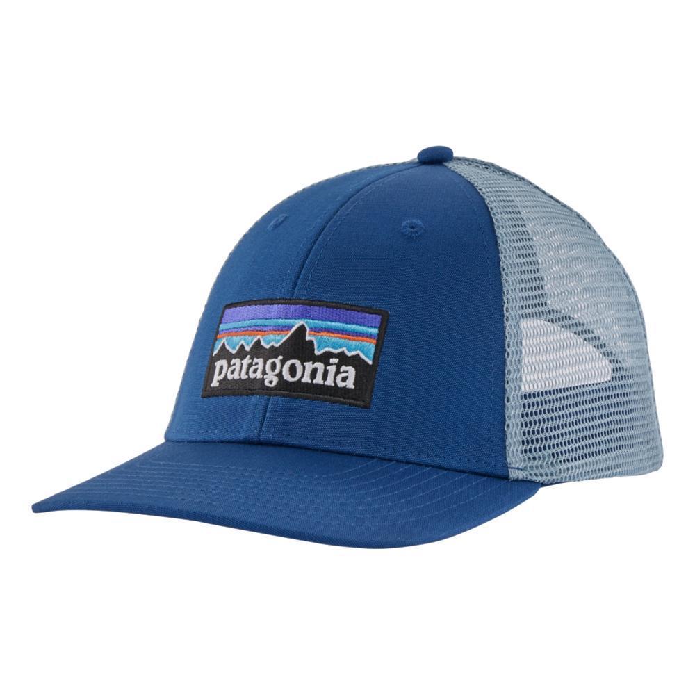 Patagonia P-6 Logo LoPro Trucker Hat SBLUE_SPRB