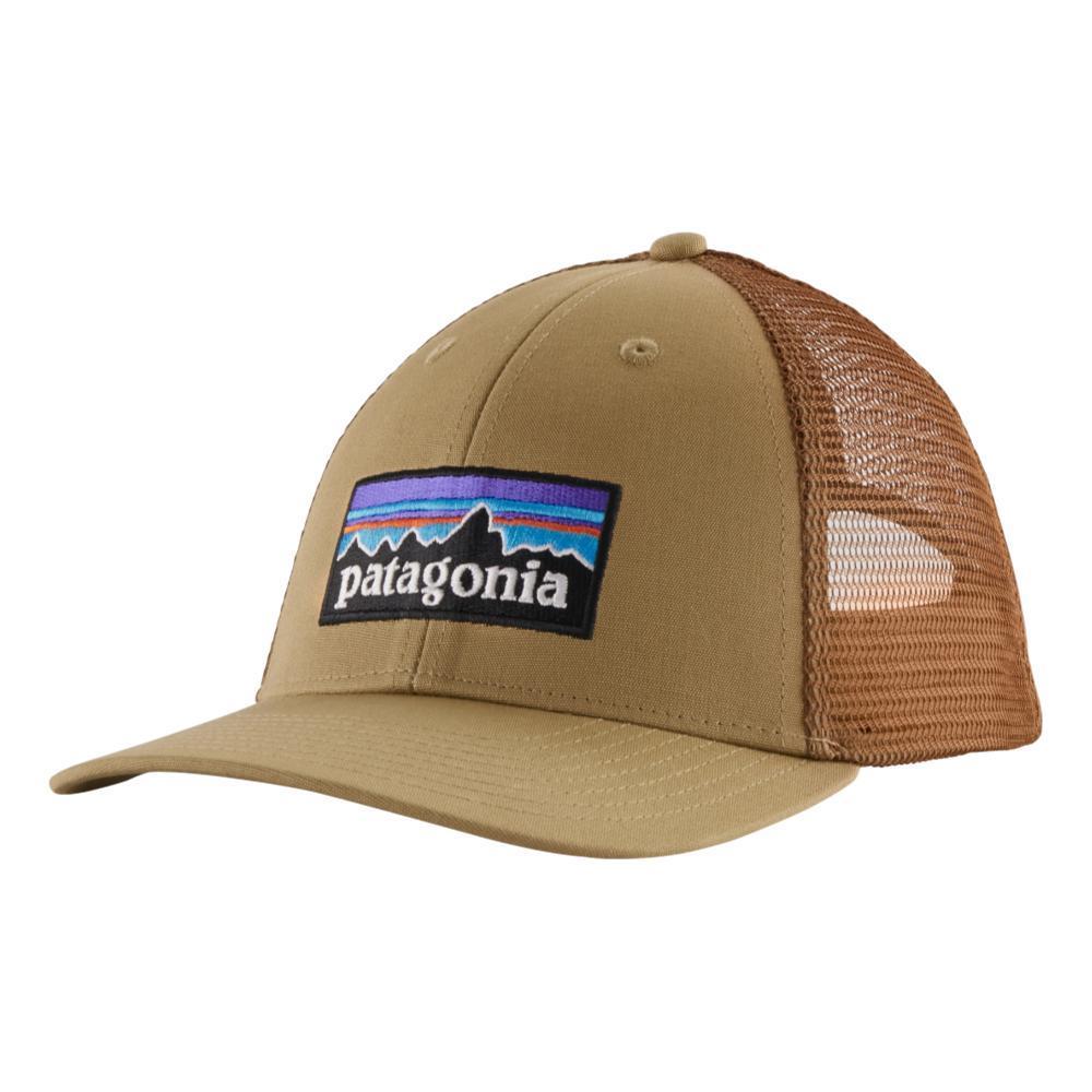 Patagonia P-6 Logo LoPro Trucker Hat TAN_CSC