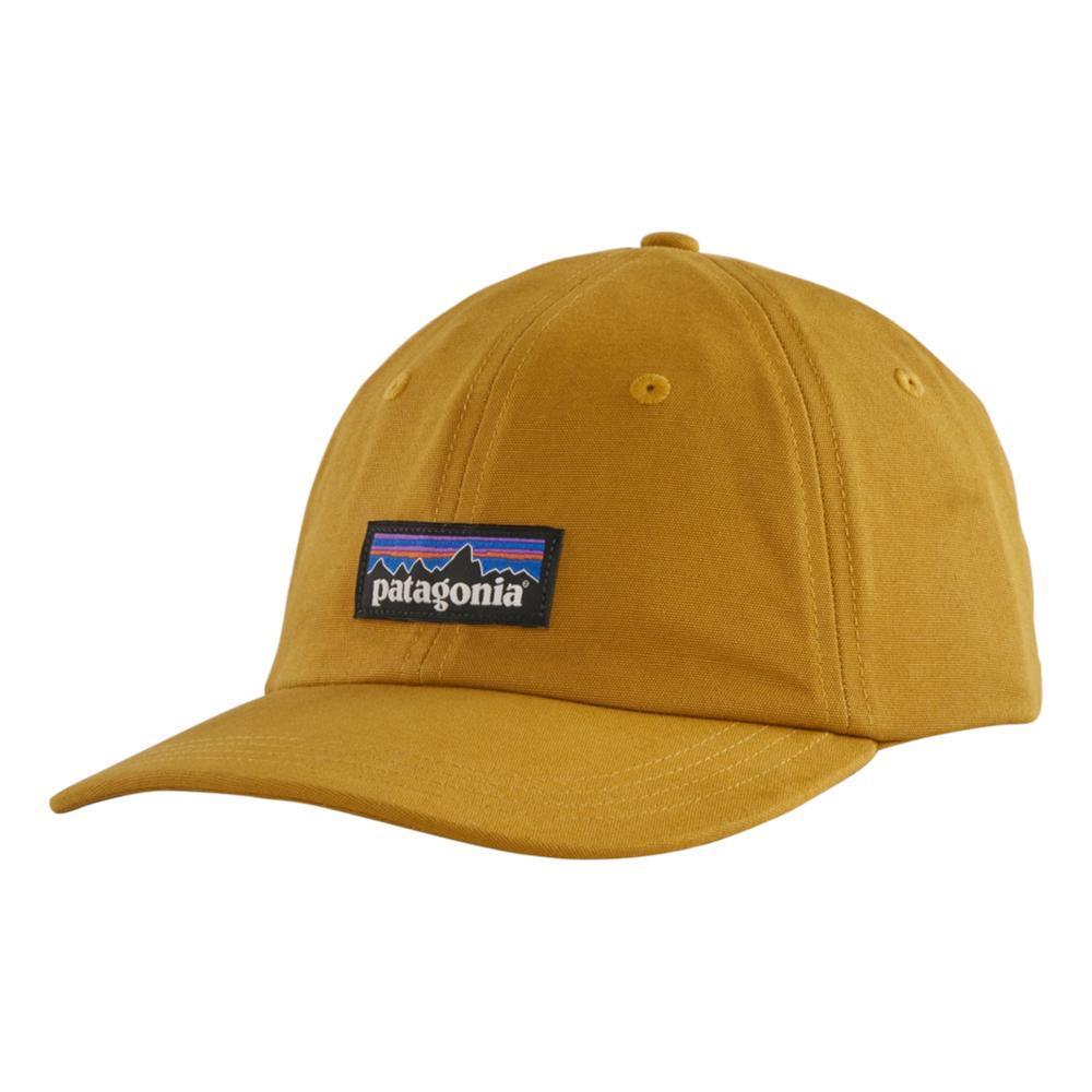 Patagonia P-6 Label Trad Cap GOLD_BKWG