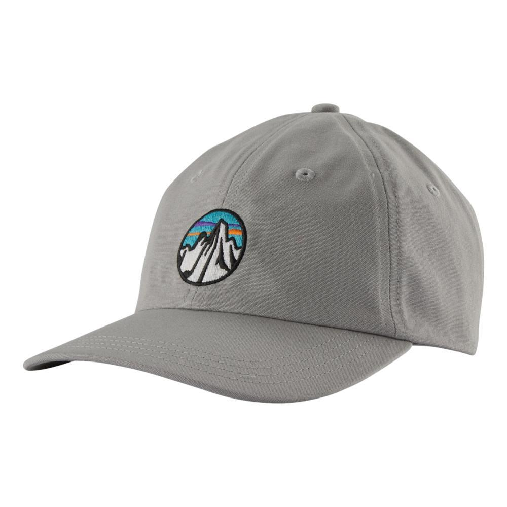 Patagonia Fitz Roy Scope Icon Trad Cap DGREY_DFTG