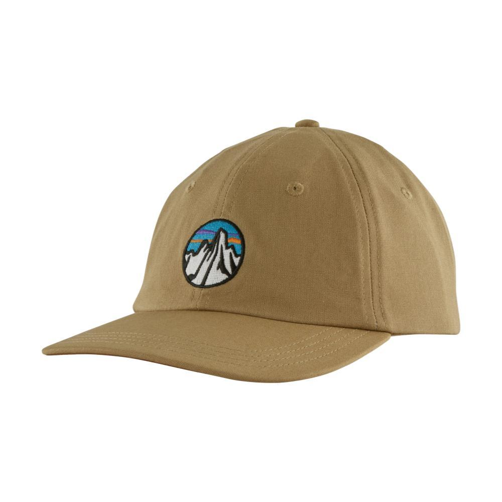 Patagonia Fitz Roy Scope Icon Trad Cap TAN_CSC