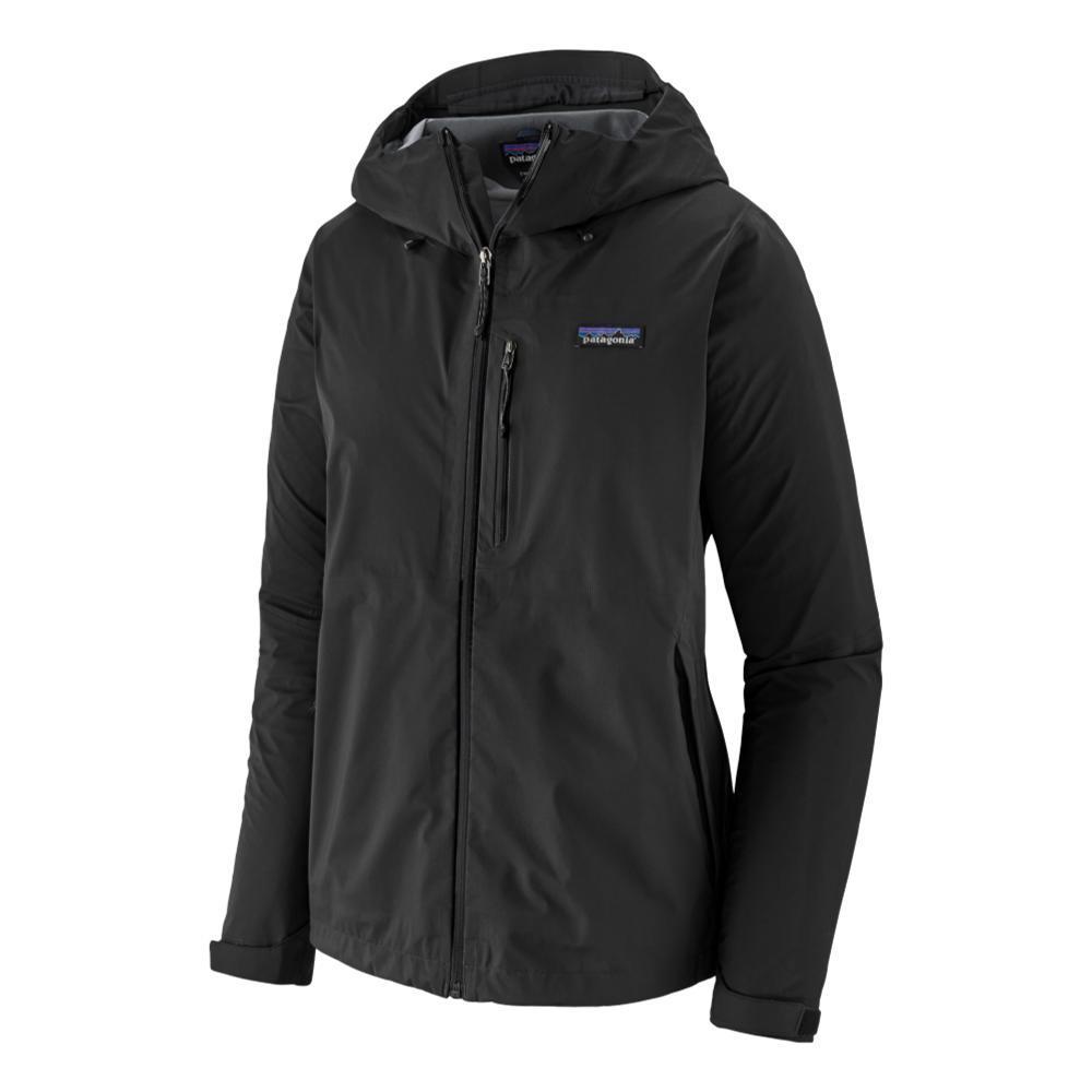 Patagonia Women's Rainshadow Jacket BLACK_BLK