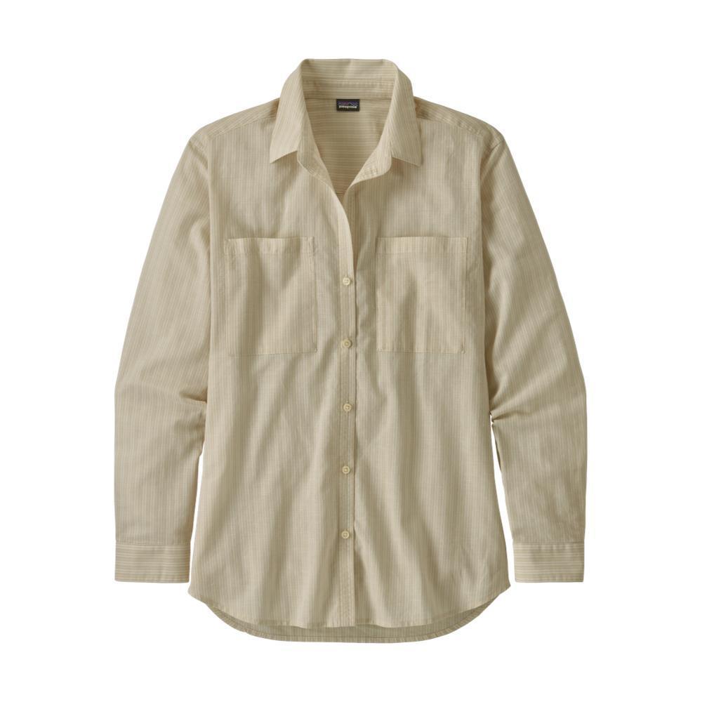 Patagonia Women's Lightweight A/C Buttondown Shirt PUMICE_SDPU