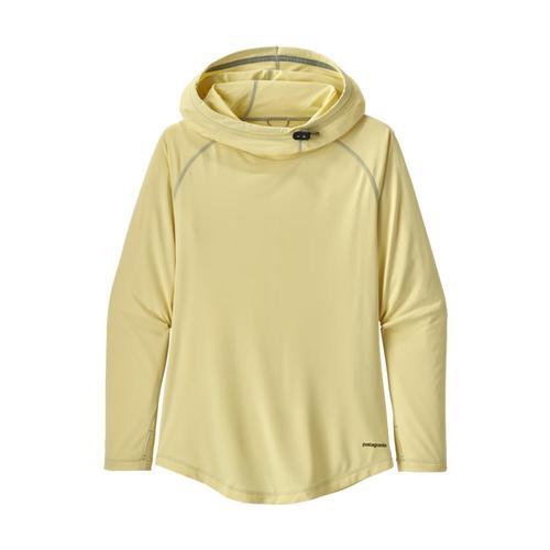 Patagonia Women's Tropic Comfort Hoody Yellow_reye