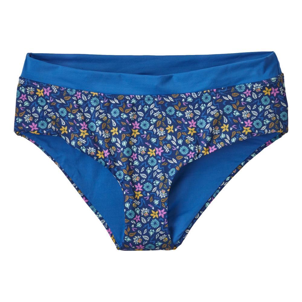 Patagonia Women's Shell Seeker Bikini Bottoms BLUE_CWSU