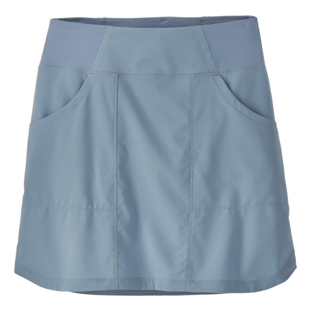 Patagonia Women's Tech Skort BLUE_BEBL